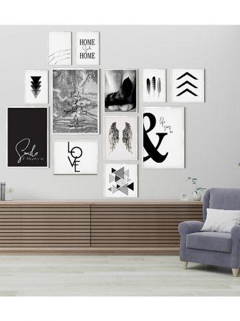 مجموعه تابلوهای خانه لوکس