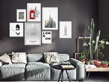 مجموعه تابلوهای لندن