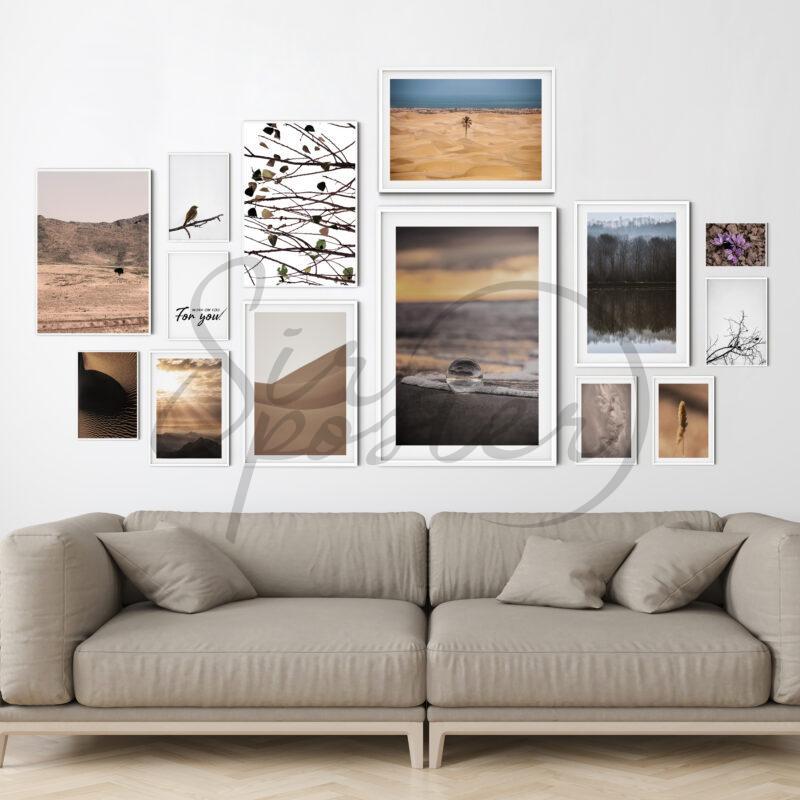 مجموعه تابلوهای طبیعت – miracle of the earth gallery collection  2
