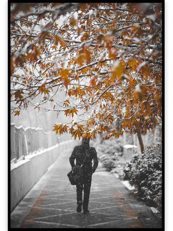 پوستر پاییز