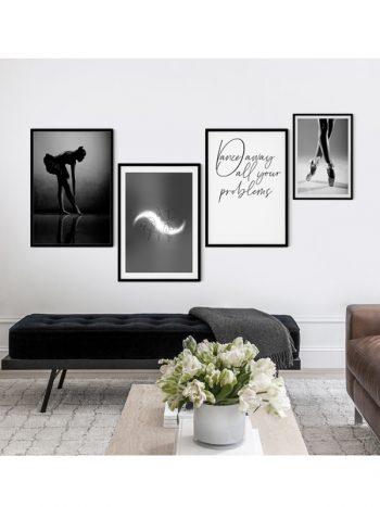 مجموعه تابلوهای رقصنده