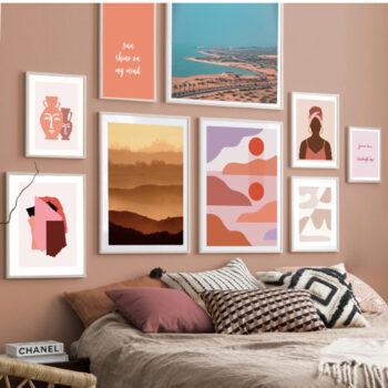 مجموعه تابلوهای تابستانه
