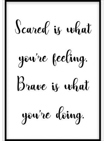 ترس و شجاعت
