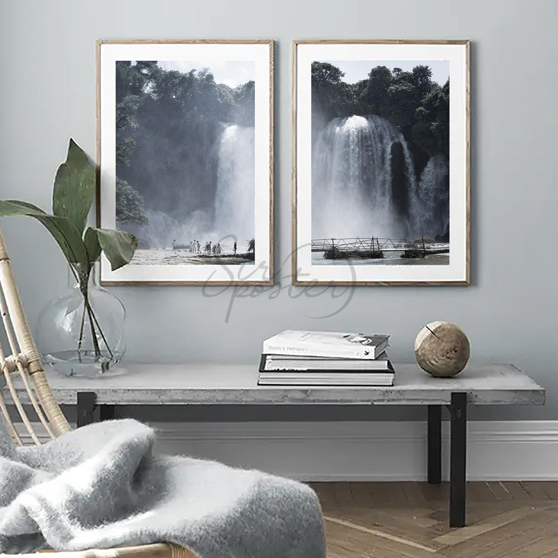 مجموعه تابلو آبشار