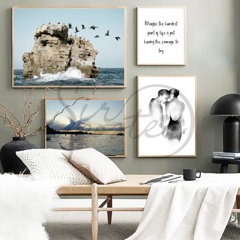 مجموعه هنر دریا